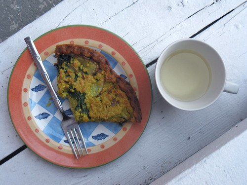 Cashew Quiche-Pie