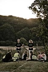 Ung Uge Festival 2010 - 3 Sndag - 0253 (KFUM og KFUK i Danmark) Tags: solnedgang lb teenagere andagt kfumogkfukidanmark ungugefestival2010 ligetilgrnsen