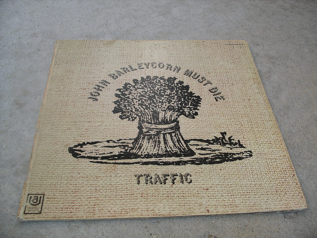 Traffic's John Barleycorn Must Die