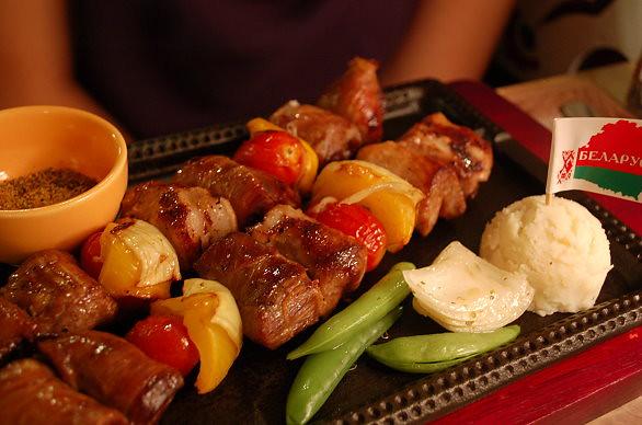 俄式獵人烤肉串