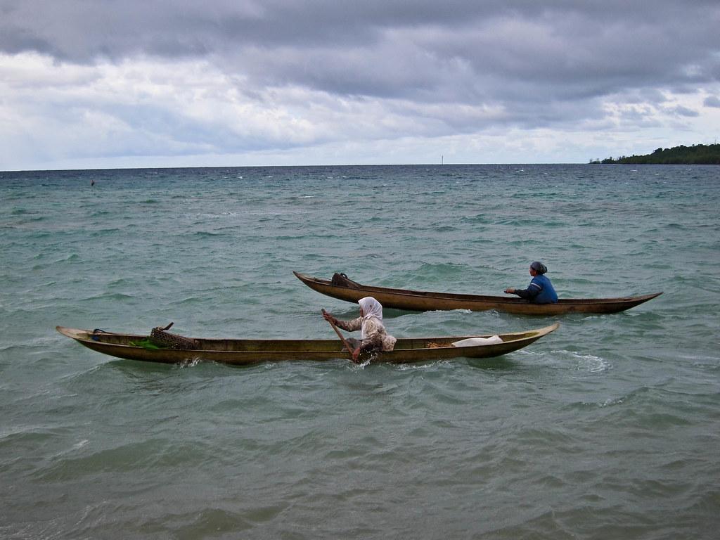 In Mentawai Island
