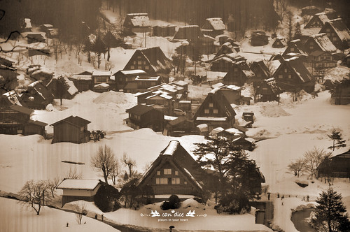 Solstice in Shirakawa go 25
