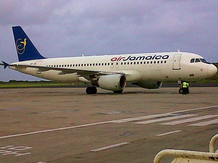 Air Jamaica.