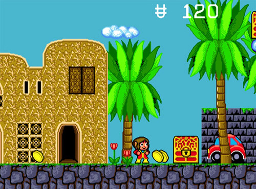 Alex Kidd in the Enchanted Castle_2