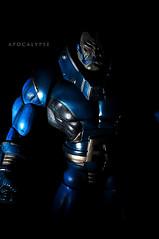 Age of Apocalypse (wammi) Tags: 50mm sb600 apocalypse cable cyclops xmen marvellegends marvel villain bishop archangel mutants xfactor hellfireclub fourhorsemen d90 mistersinister