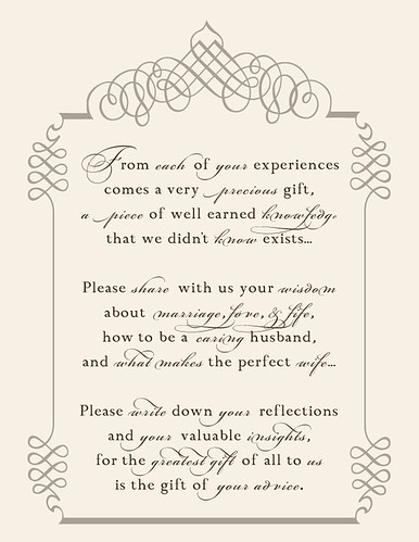 Free Printable Wedding Stationery Guest Book