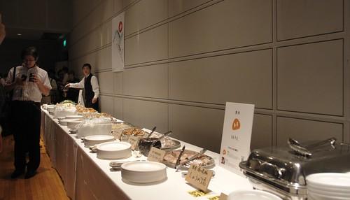 Free food by BUTAGUMI