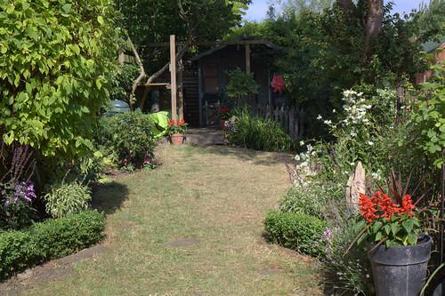 garden improving