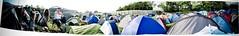 Where we pitched 2009 (catfordCelt) Tags: panorama photoshopped glastonbury glastonburyfestival glasto panarama pilton worthyfarm glastonbury2009 glasto2009