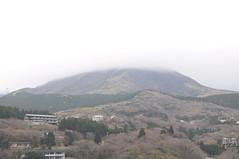 箱根山 駒ケ岳 (Richard, enjoy my life!) Tags: sky mountain japan nikon 日本 箱根 出遊 d90
