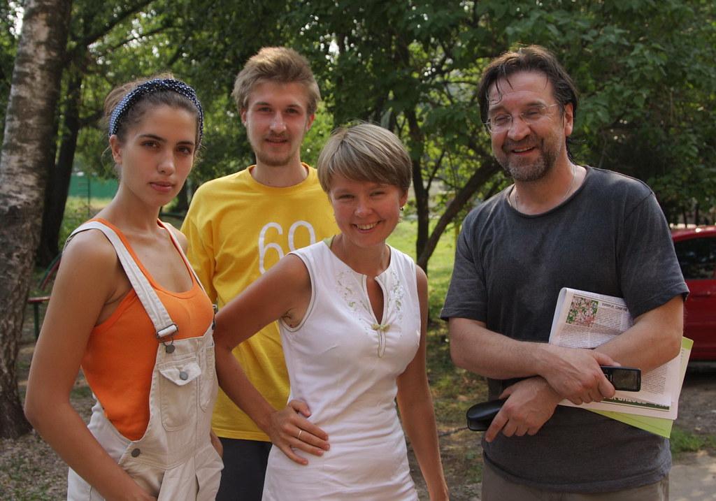 Чирикова, Война и Юрий Шевчук