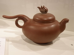 P7240078 (Ant Ware) Tags: art ceramic ceramics hand handmade made clay pottery teapot yixing risha