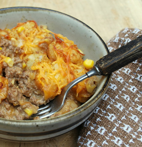 Cowboy Casserole - looks like dog food.