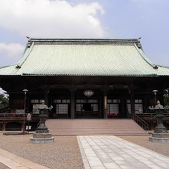 Gokokuji Temple as Waiting Spot 02