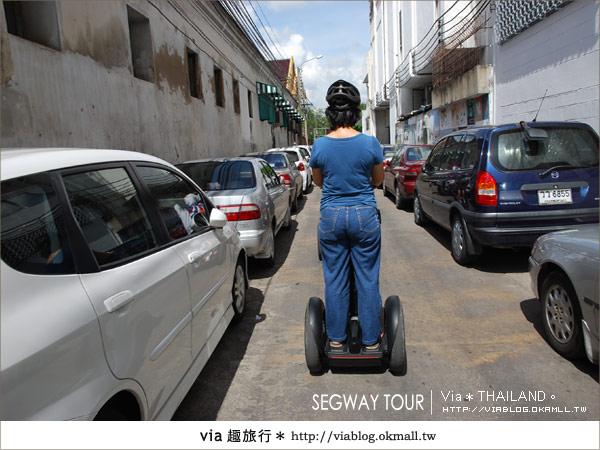 【泰國自由行】曼谷玩什麼?Segway塞格威帶你漫遊~7