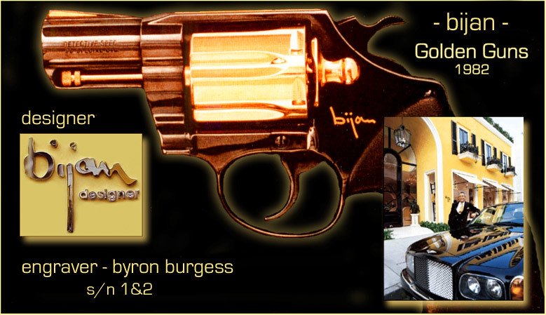 bijan ~ 'Golden Guns'