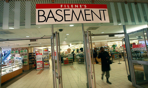 NY - Filenes Basement