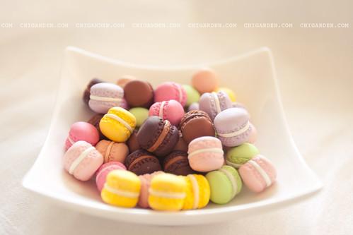 Clay Macarons