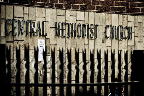Jozi walkabout - Central Methodist Church