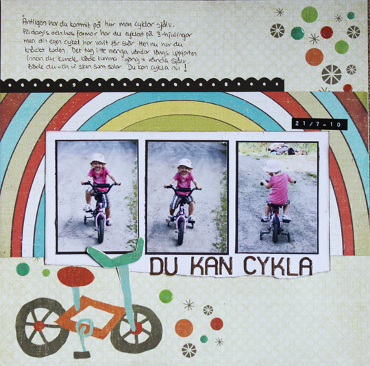 Du kan cykla