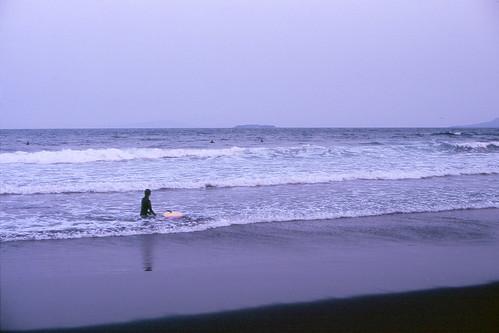 Yoshihama - Lone Surfer Girl