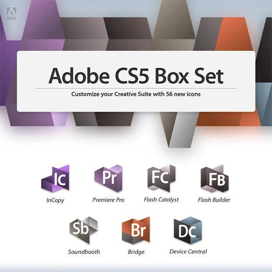 CS5 Box Set V2