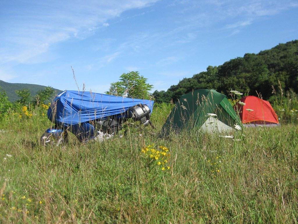 Wild Camping Ground