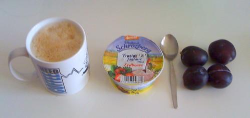 Schrozberg Erdbeer Joghurt & Pflaumen