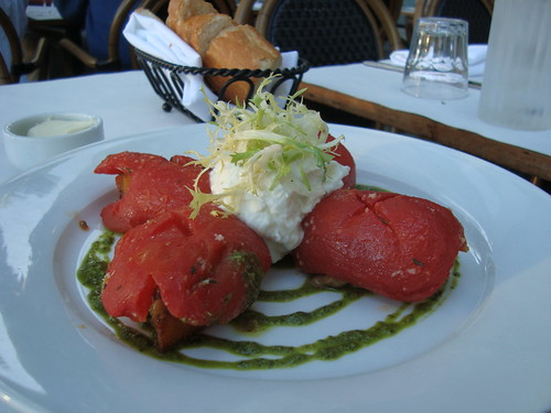 Burrata & Tomato Confit
