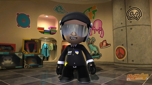 ModNation Racers: Policeman