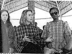 Chelsea Hillary Yunus
