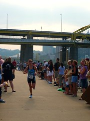 Pgh Tri - Finally Finishing!