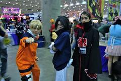 DSC_1079 (kubot) Tags: anime comic cosplay manga baltimore gaming convention otakon naruto sasuke con akatsuki konan shippuden narutoshippuden otakon2010