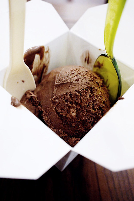 Awfully Chocolate Ice Cream
