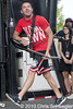 Parkway Drive @ Vans Warped Tour, Comerica Park, Detroit, MI - 07-30-10