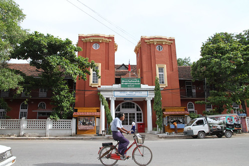 mandalay general post office