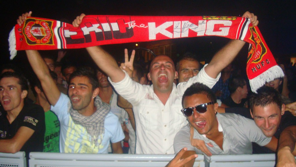 Erick the King!