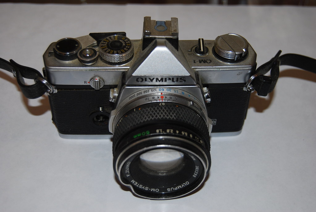 Olympus OM-1MD