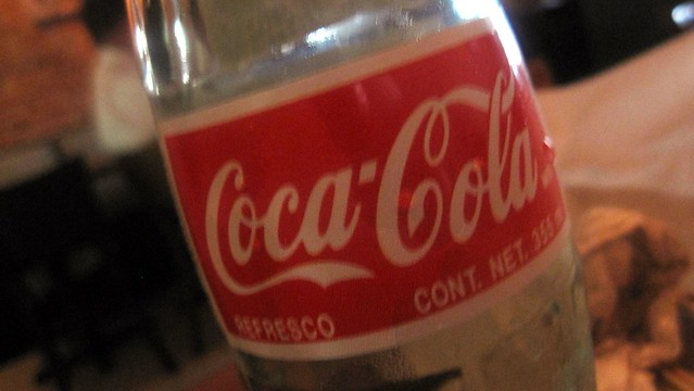 super pan - mexican coke