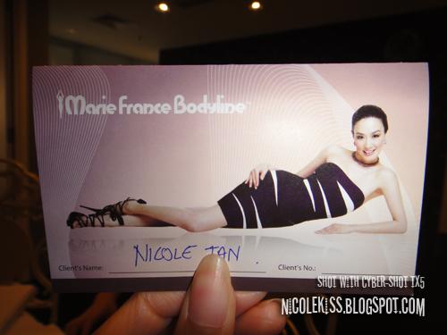 marie france card