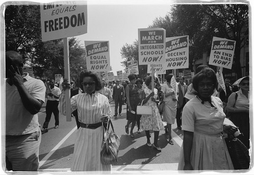 Journey isn't over: Going to the 50th Anniversary March on Washington