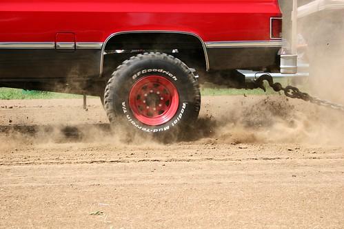 196, Truck Pull