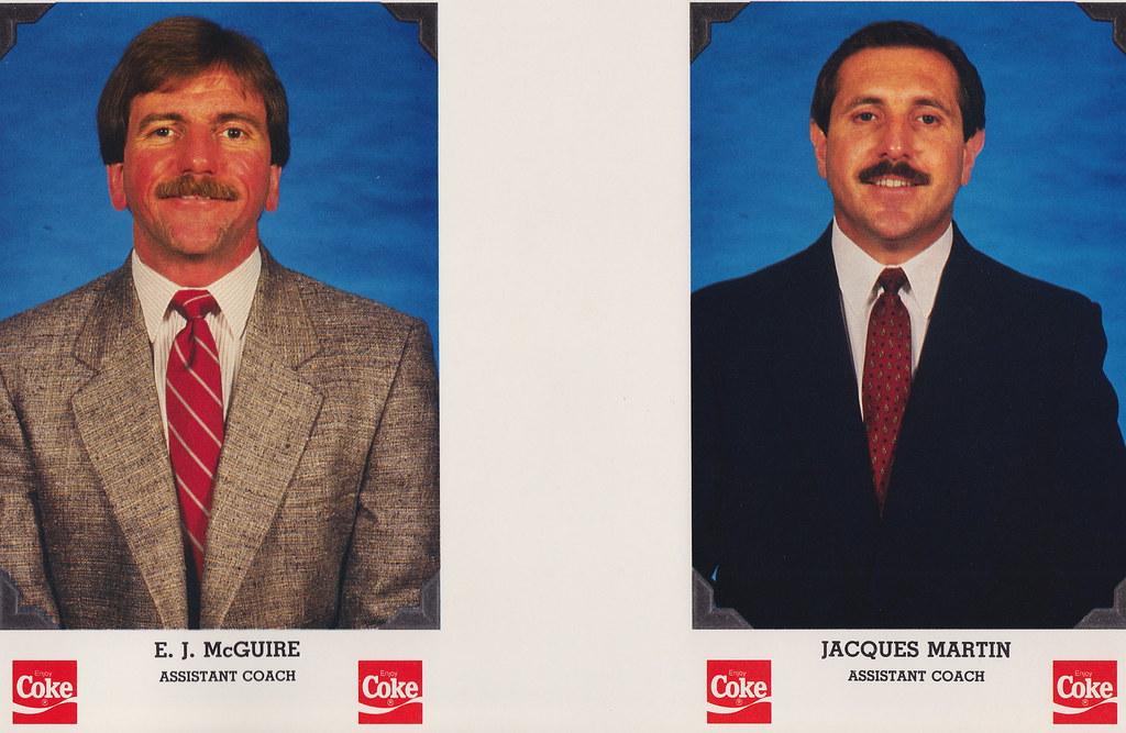 Official Chicago Blackhawks Photo Album 1989-90