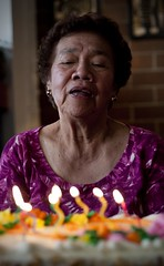 My Lola (elteodoro) Tags: birthday family grandma dinner restaurant lola thai filipino 80th teodoro