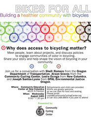 Bikes for All: Building a healthier community with bicycles