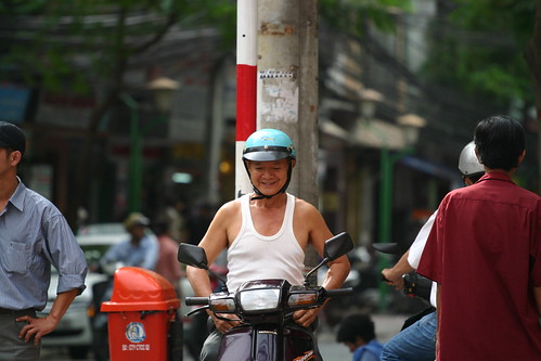 An Afternoon in Saigon