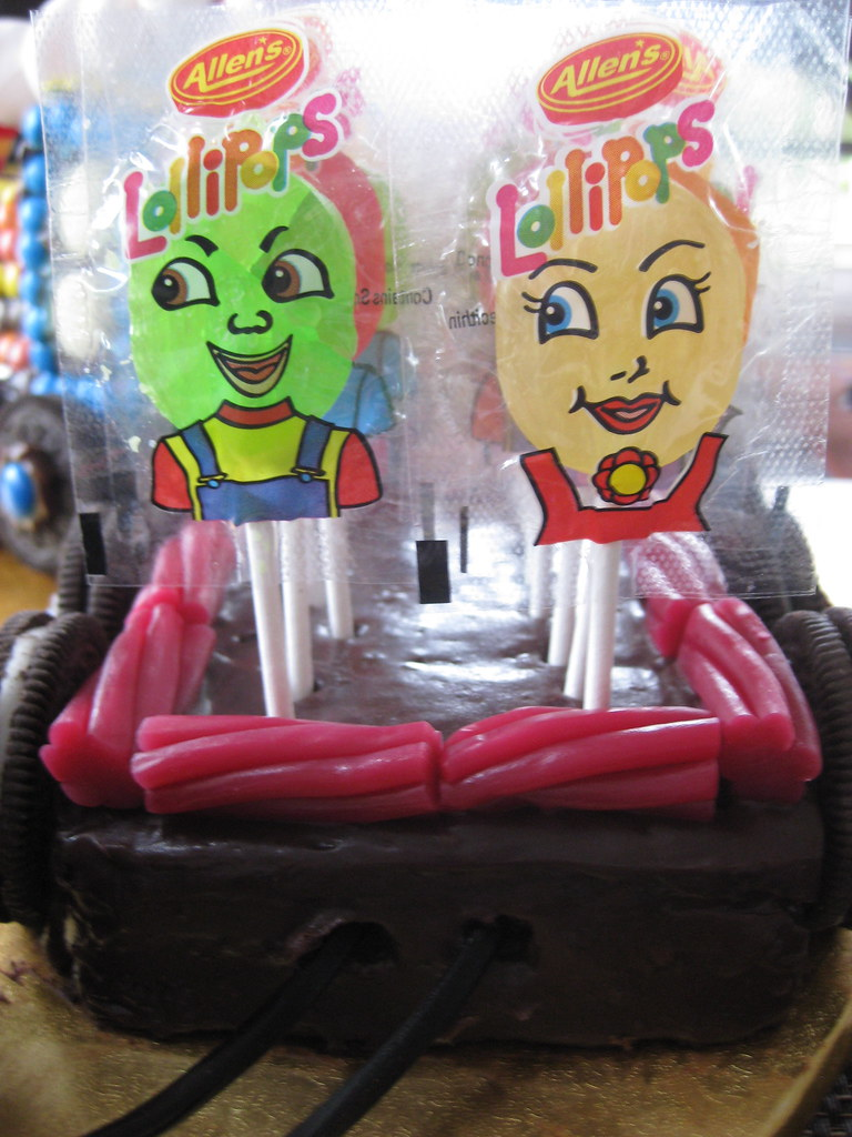 Train Cake 5
