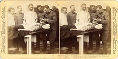 Wynberg Hospital, Cape Town, Souh Africa =view (depthandtime) Tags: old vintage hospital southafrica found soldier stereoscopic stereophotography war view antique injury capetown photographic medical stereo card doctor views 1900 soldiers stereoview british stereograph foundphoto injured 1900s boerwar casualty stereographic wynberg turnofthecentury parallelview underwoodunderwood stereoscopeview