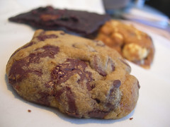 chocolate chip cookie from Goody Goodie