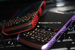 Explored (Elvir) Tags: black berry bb 9700 bbm bold